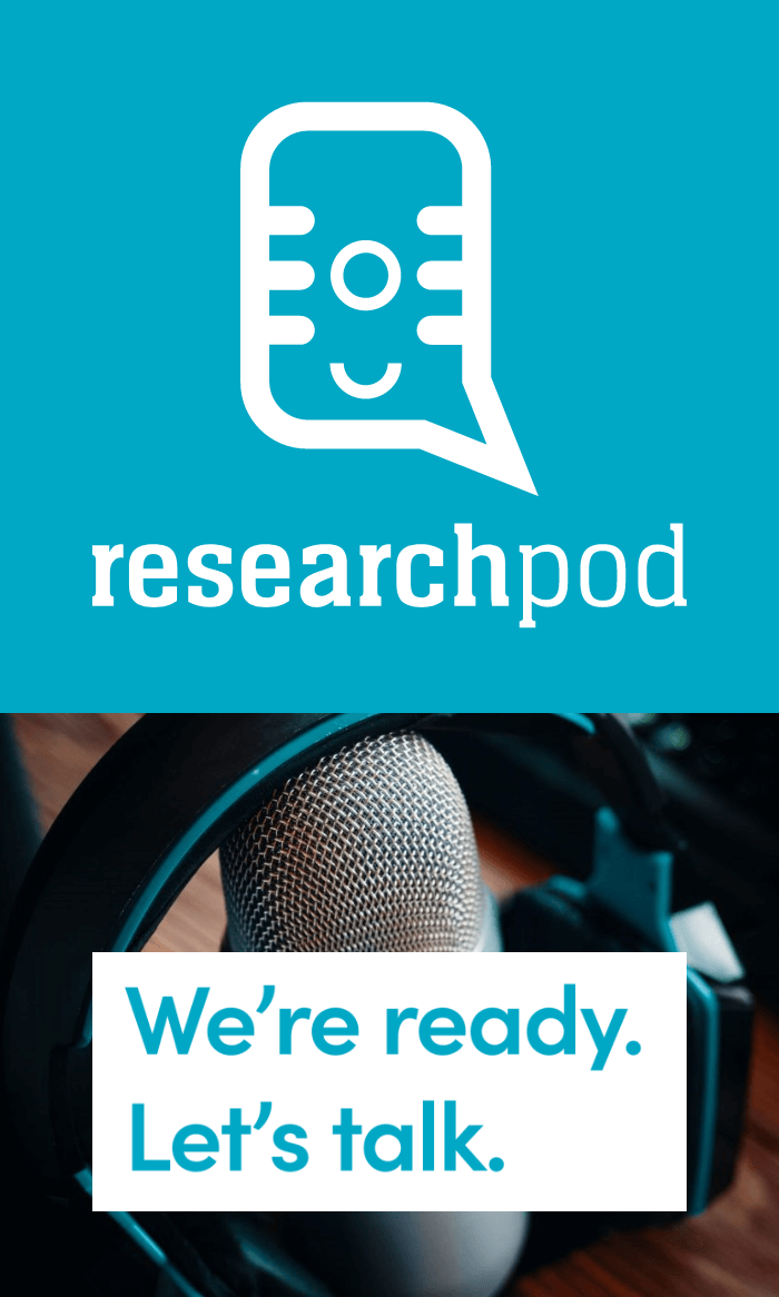 Researchpod Let's Talk