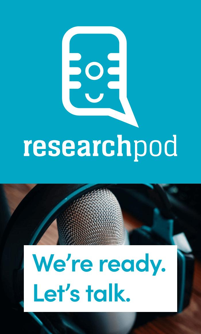 Researchpod Let's Talk